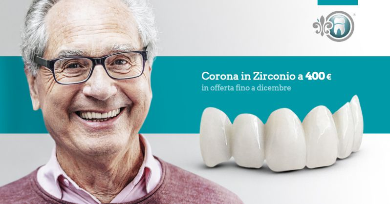 Corone in Zirconio
